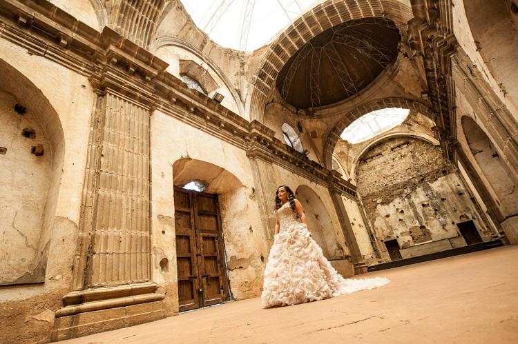 celeste bridal antigua guatemala capuchin-1