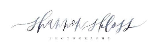 Shannon Skloss Photography