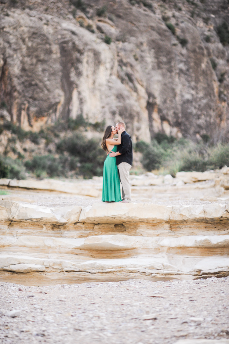 Big Bend engagement photos session by Shannon Skloss