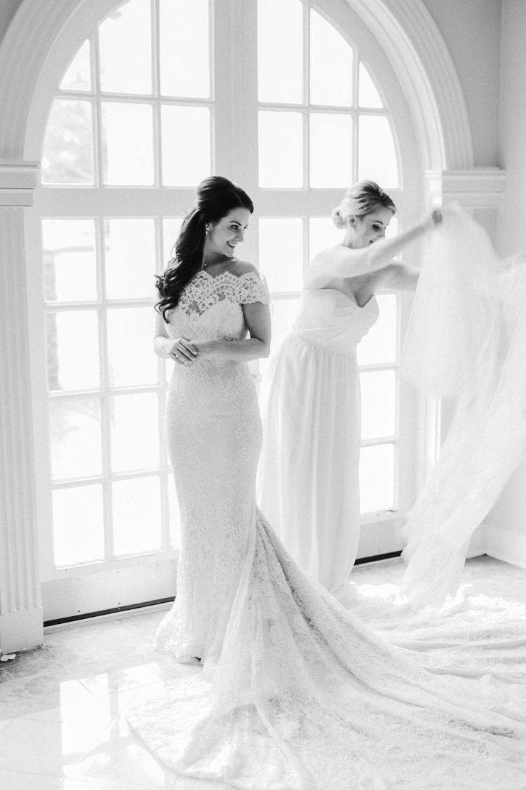 Arlington Hall wedding in Dallas by Shannon Skloss shot on film