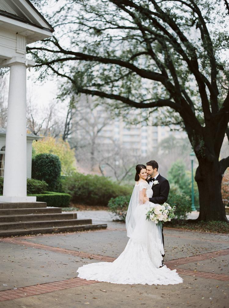 Arlington hall wedding in Dallas shot on film by Shannon Skloss